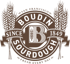 Boudin Sourdough. Since 1849. San Francisco. Fresh every day.