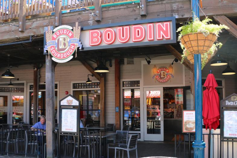 Boudin Bakery at Pier 39