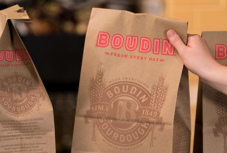 Boudin take-out bags
