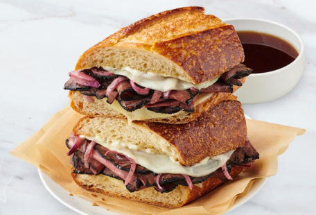 French Dip Deluxe